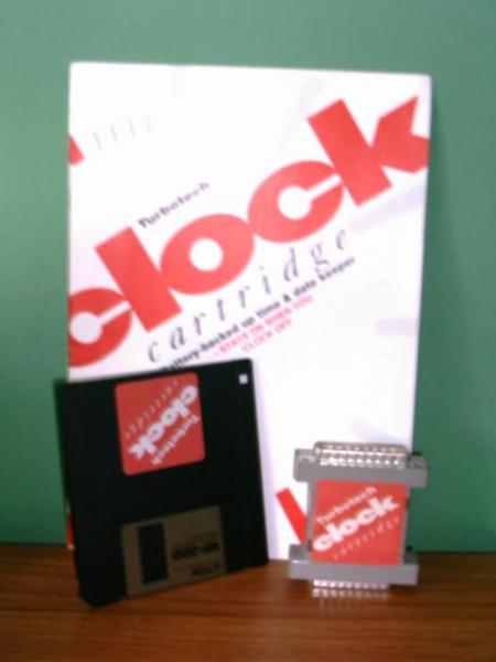 Turbotech Clock Cartridge