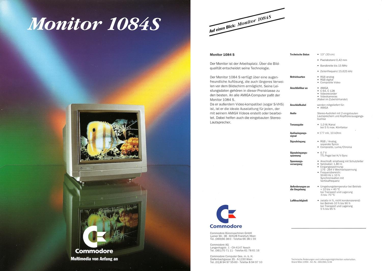 1084S monitor advert