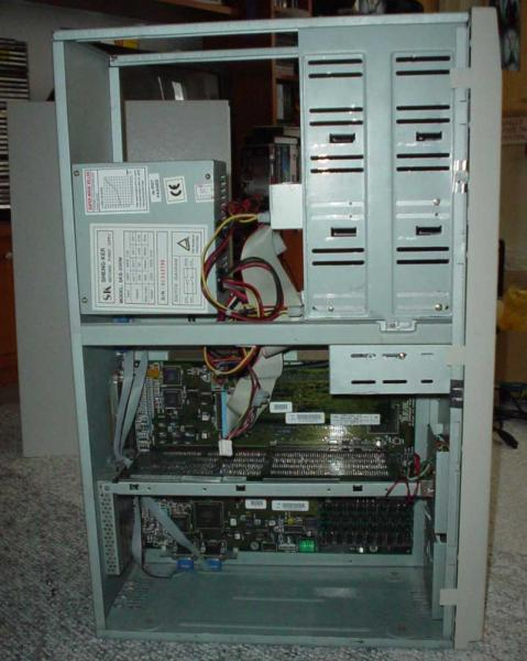 ATEO A4000 Tower 1/3