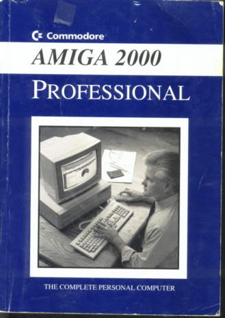 amiga 2000 prefessional
