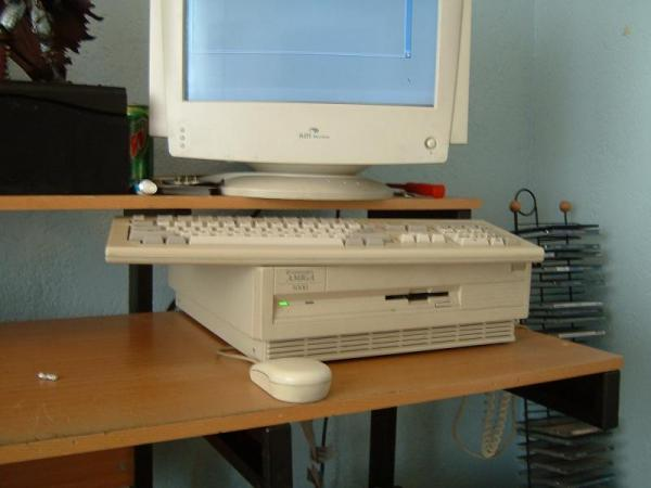 a picture of my A3000