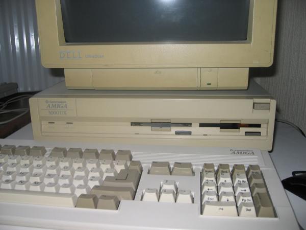 My A3000UX