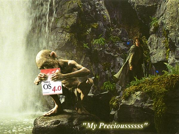 Discovering OS4