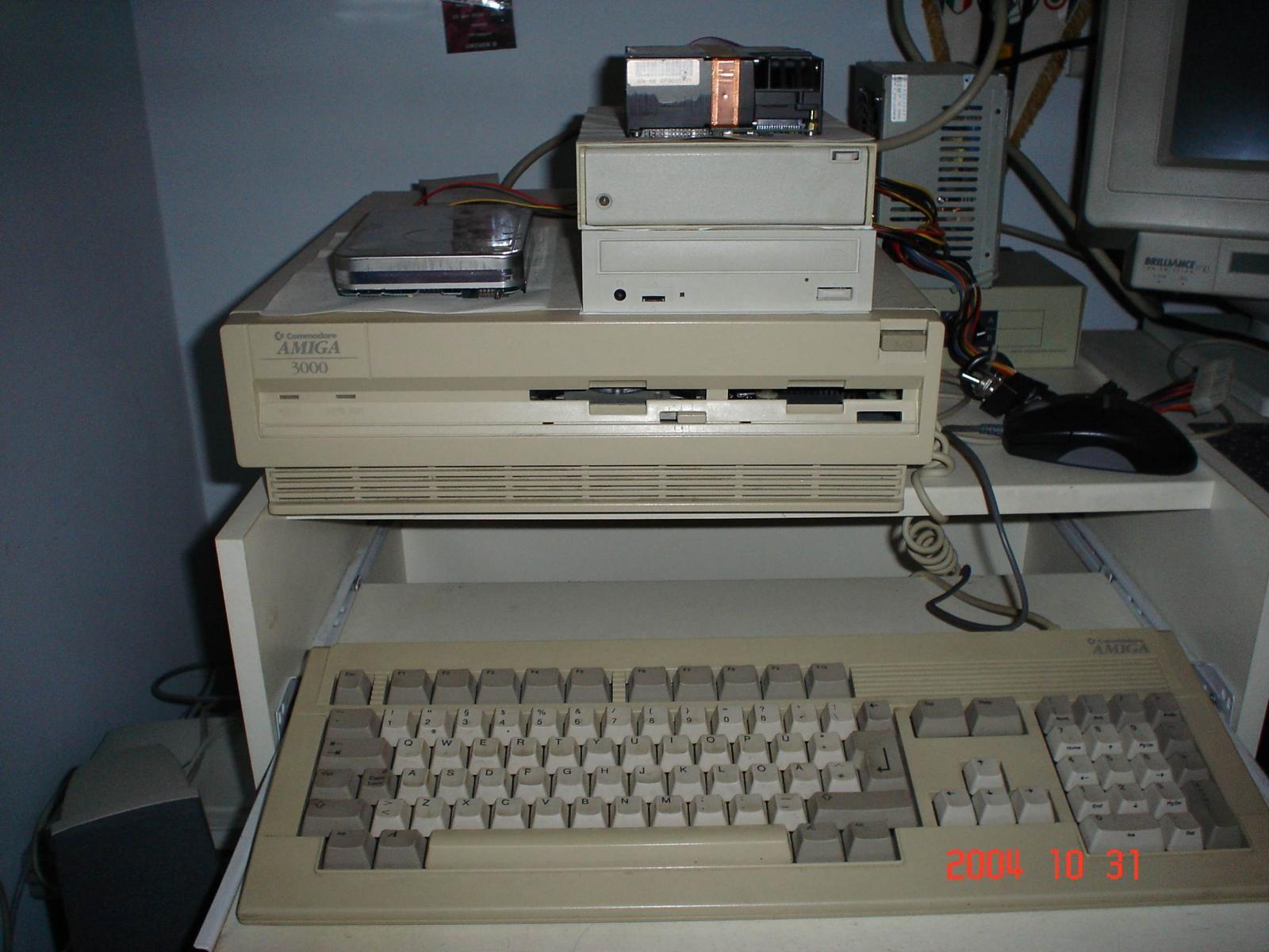 Amiga 3000 / 68040