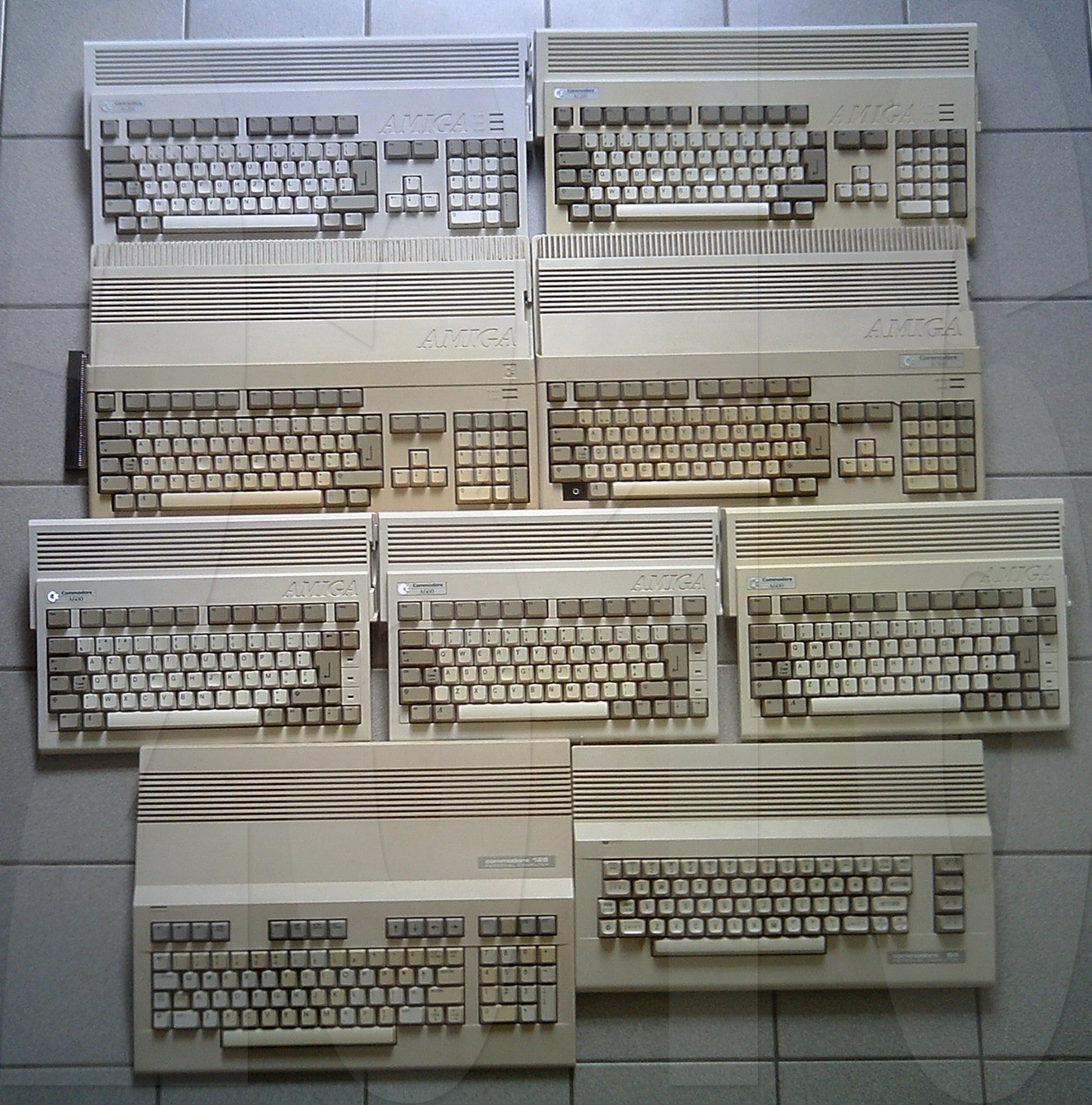 My AMIGA Collection (2010)