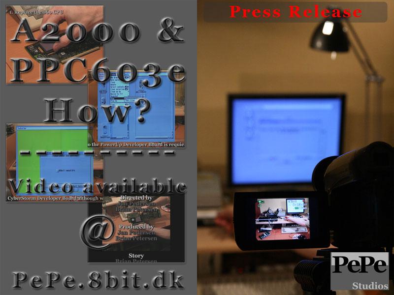 A2000 & PPC603e... How?