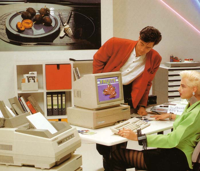 The professional Amiga