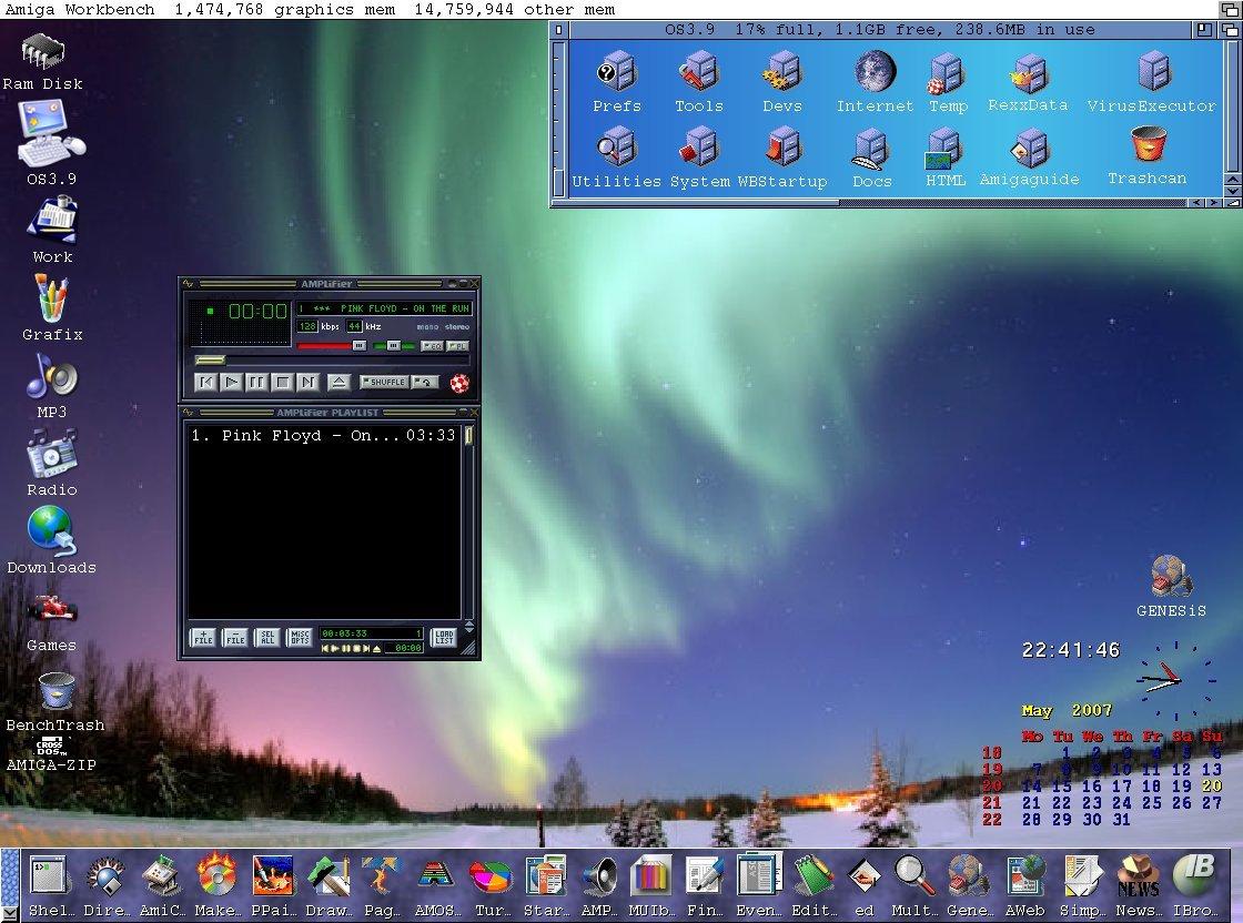 Amiga 1200 OS3.9