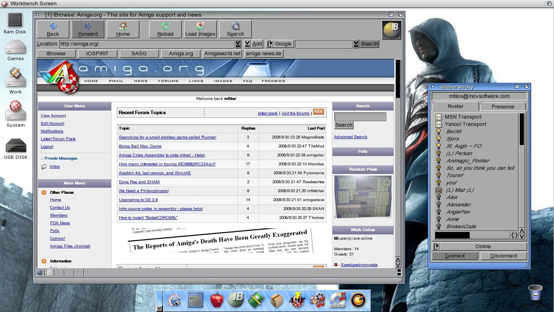 My OS 3.9 on my Samsung 23