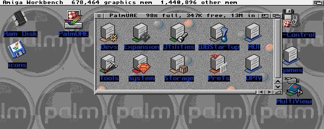 PalmUAE on Sony Clié PEG-TJ27 #3