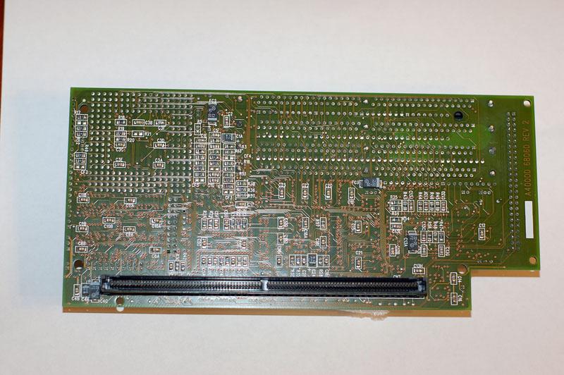 GVP A4060DT Accelerator back