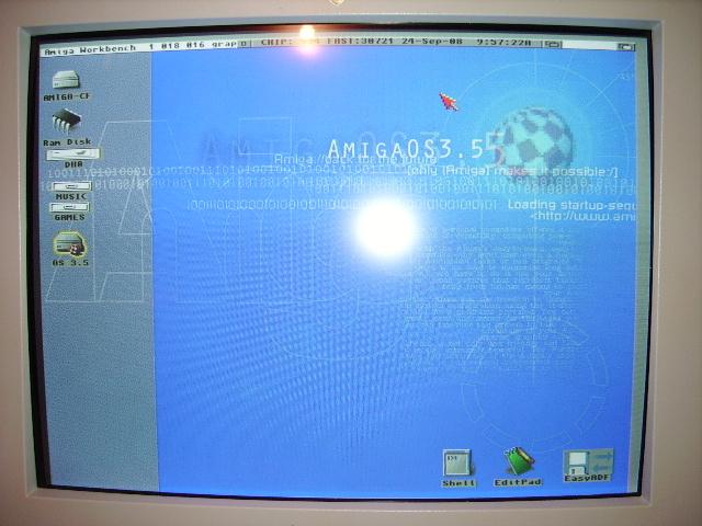OS3.5 Workbench
