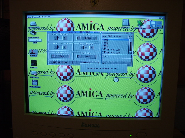 1200 running OS3.5 with Indivision AGA workbench