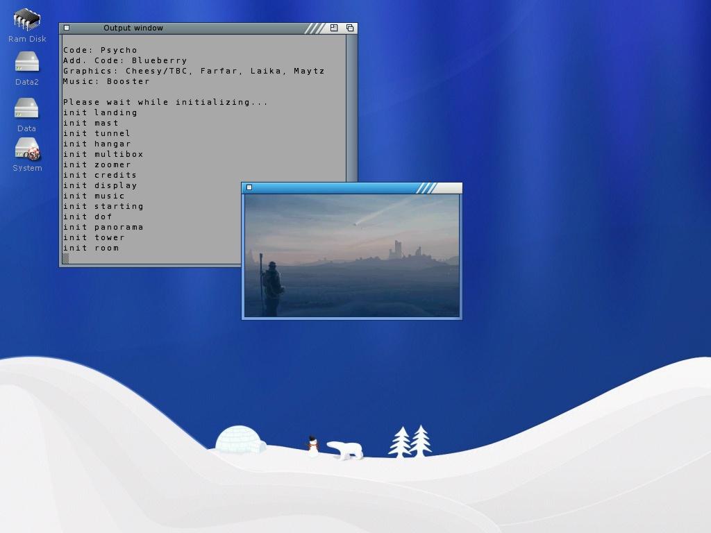 A2000 screenshot