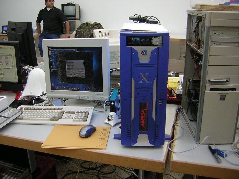 My Amiga4000 T