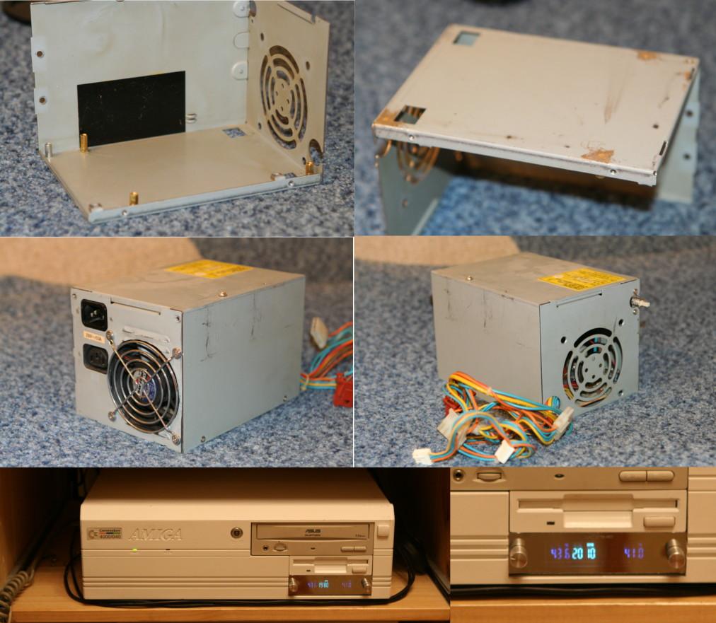 Fast A4000 PSU modification