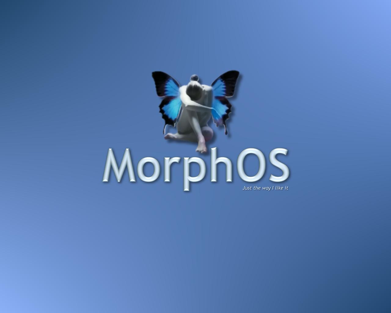 Sad MorphOS Girl