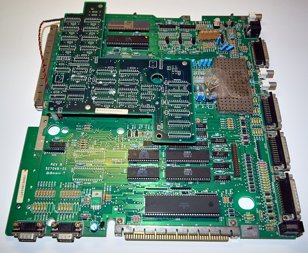 A1000 Motherboard