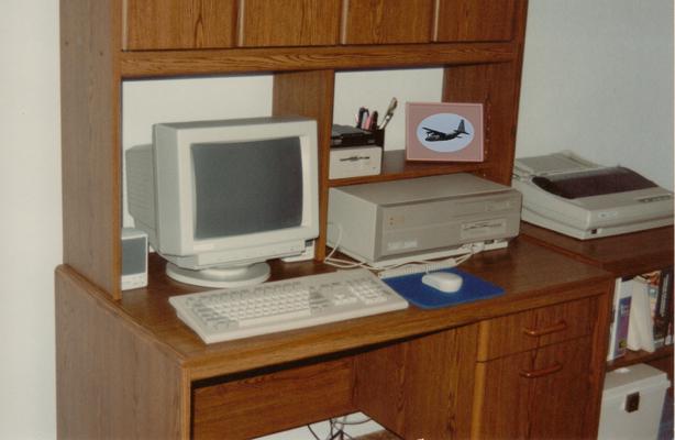 My A2000 in 1993