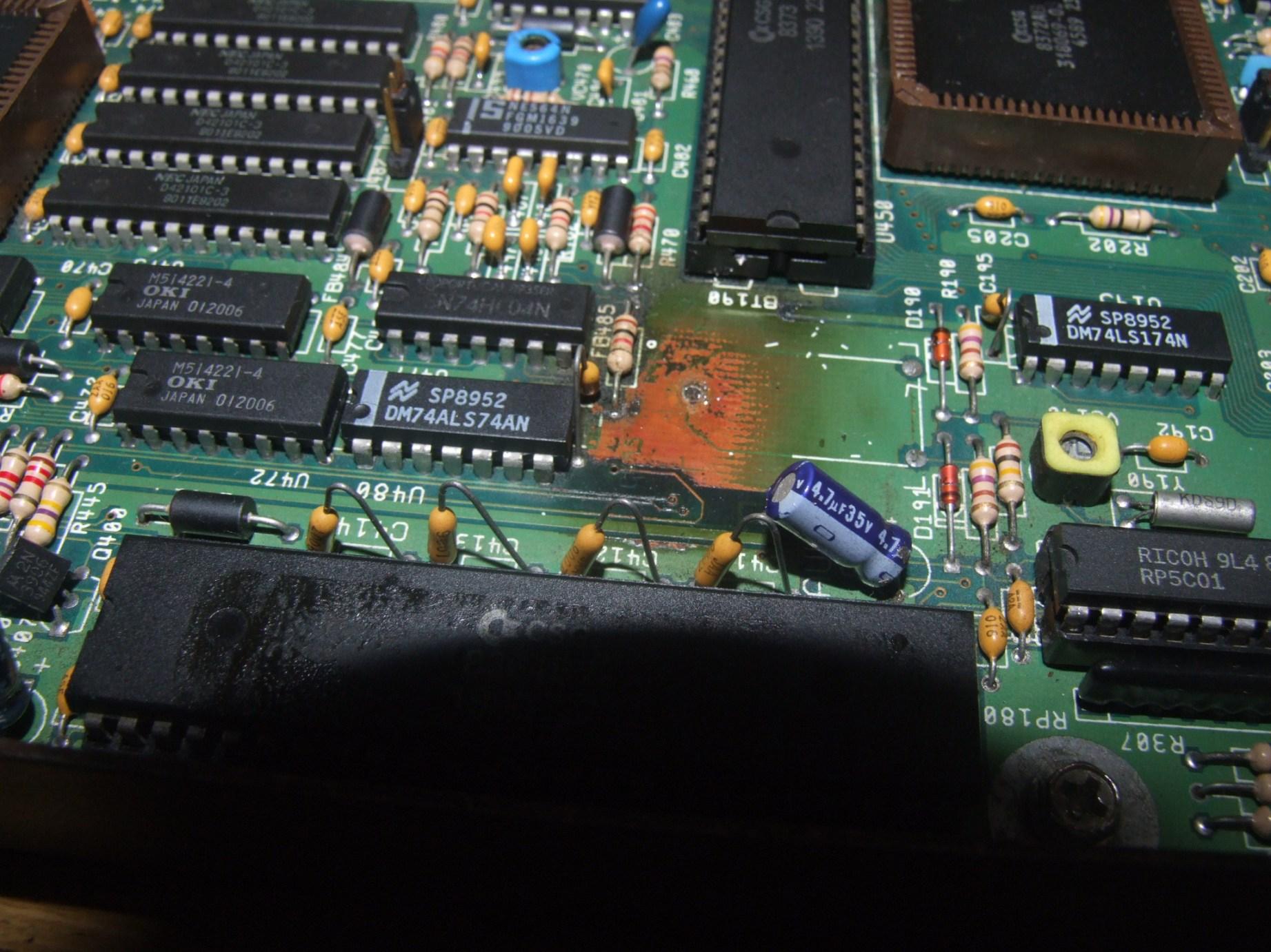 A3000 leak batery (2)
