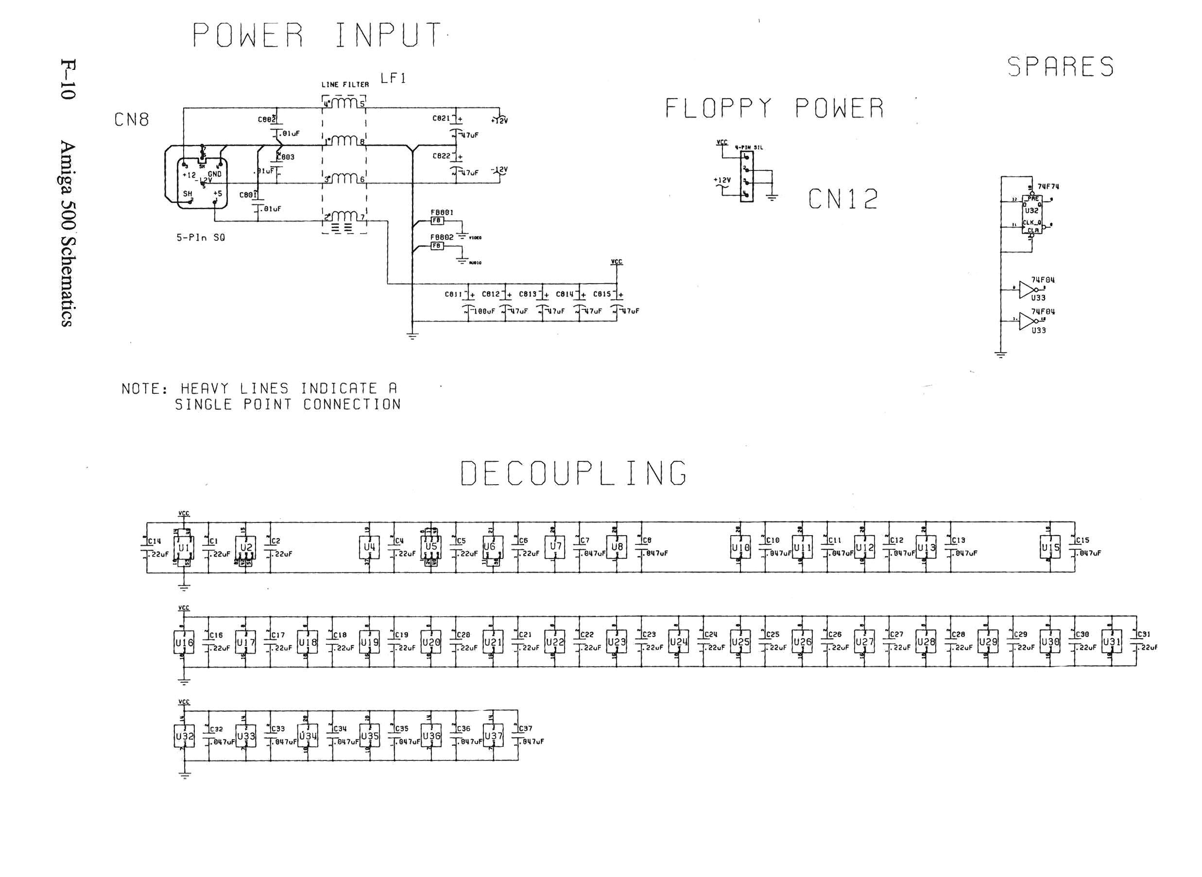 A500 Power Connector