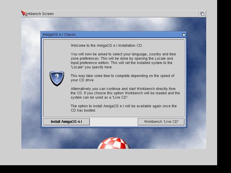 AOS4.1 Installation in WinUAE PowerPC