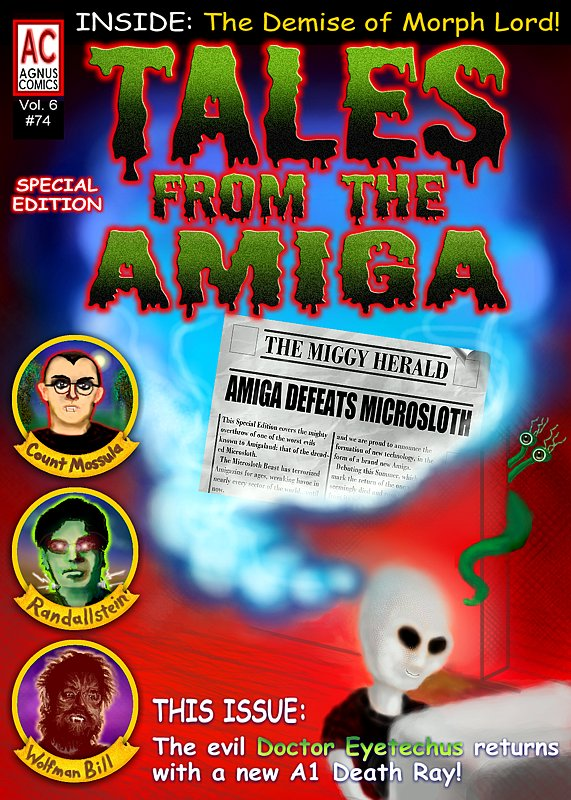 Tales From The Amiga