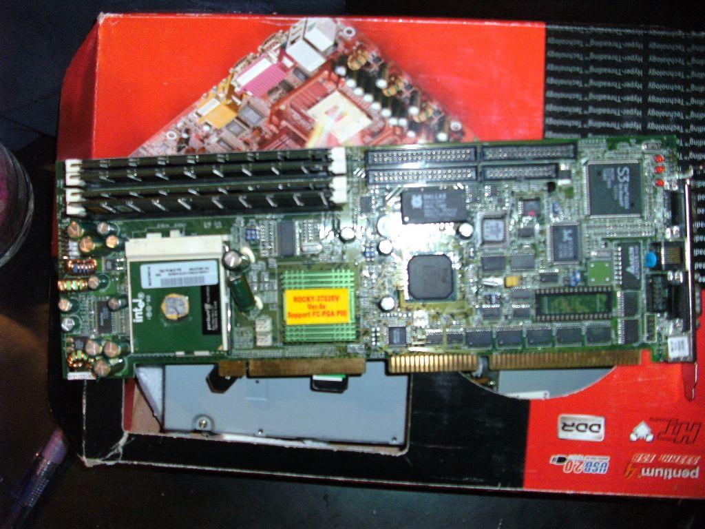 Pentium 3 Amiga-Bridge Board