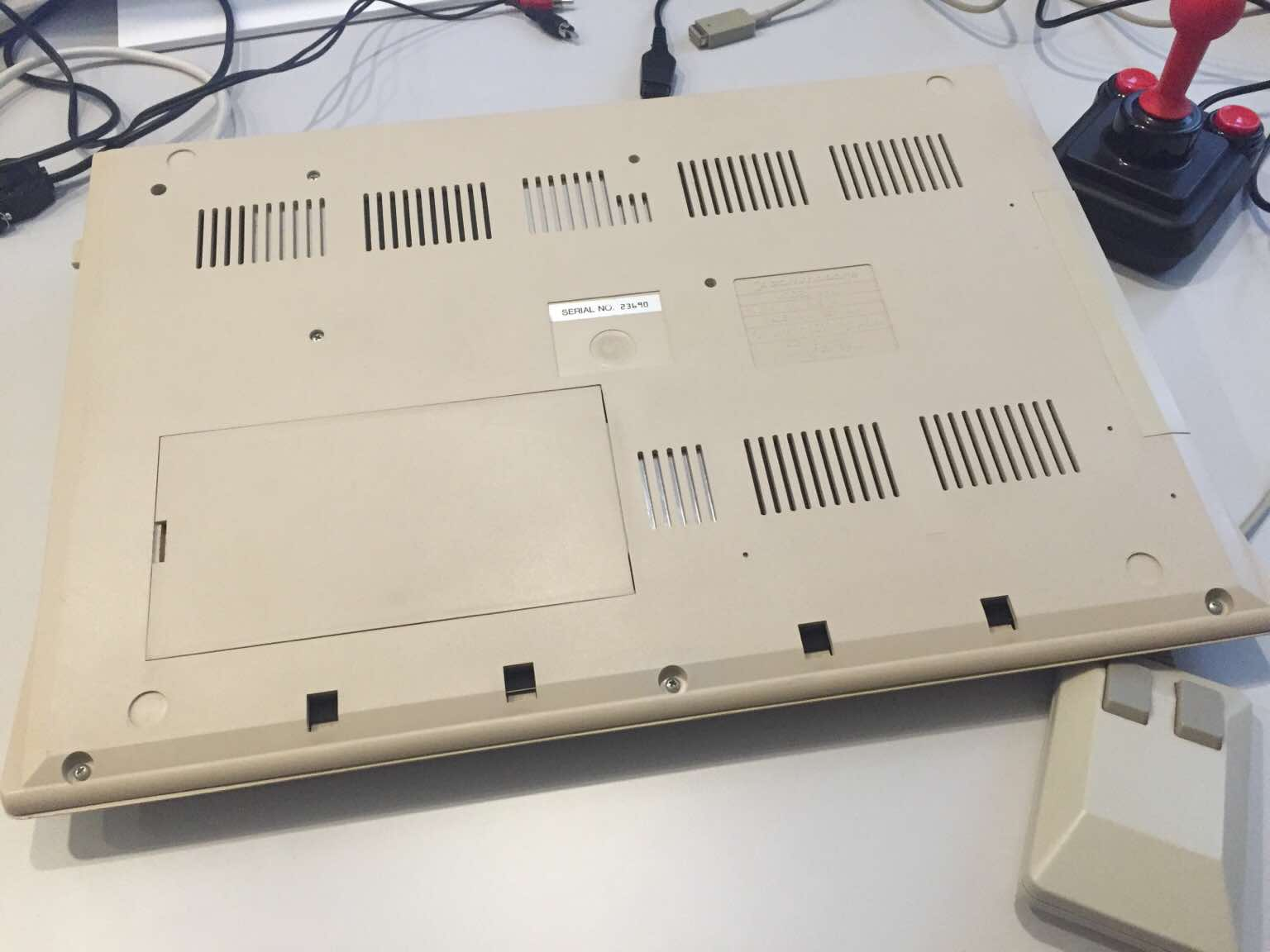 A500 Chickenlips Serial