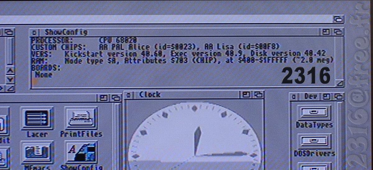 AMIGA CD32 - Rev4.1