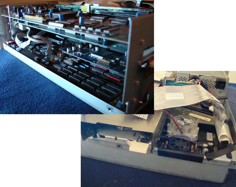 A3000, Hardware round-up