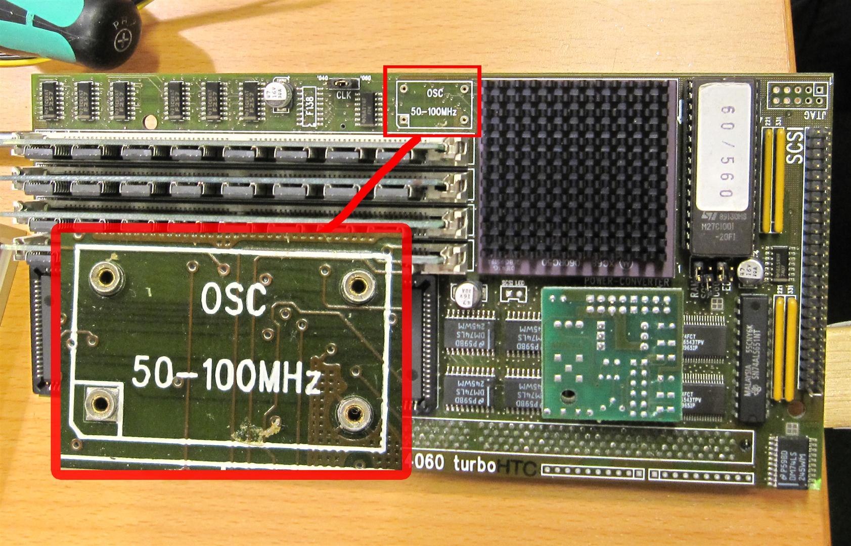 Apollo 4060 - Design for OverClocking