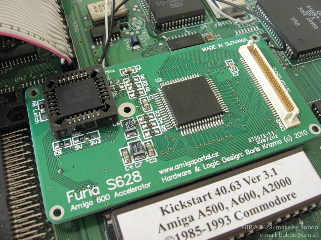 Furia S628 final version
