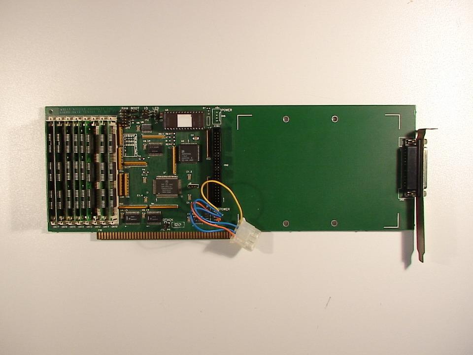 GVP A4008-HC 8Mo Serie II Rev II ROM 4.15