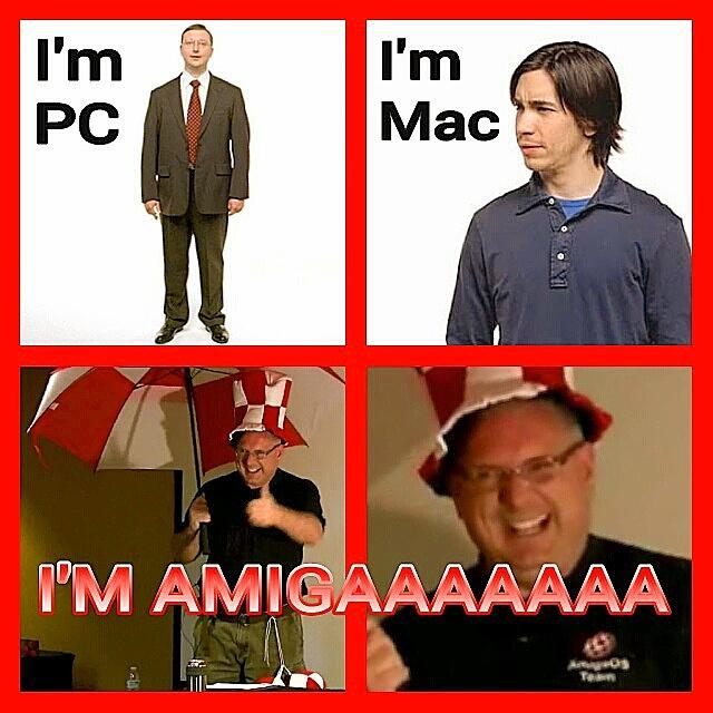 I'm Amigaaaaaaa