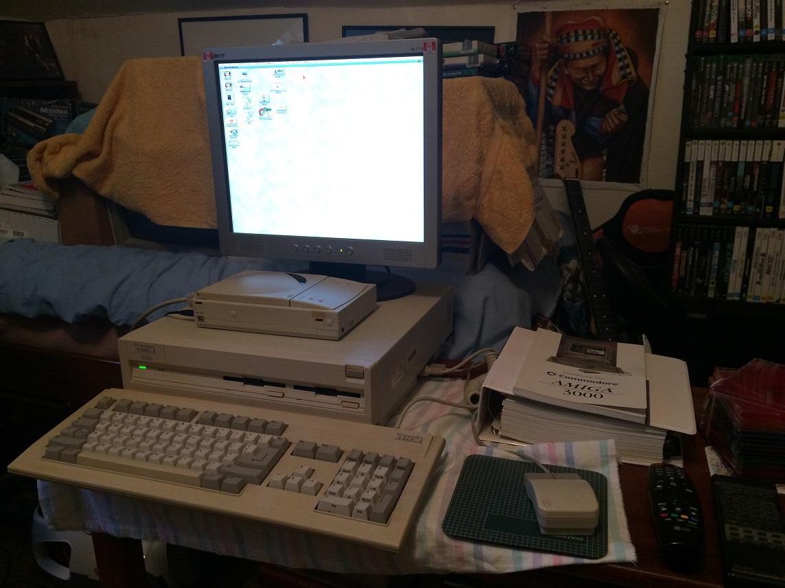 Amiga 3000D