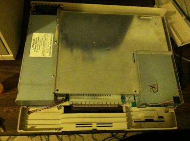A1000 Motherboard, Shielded