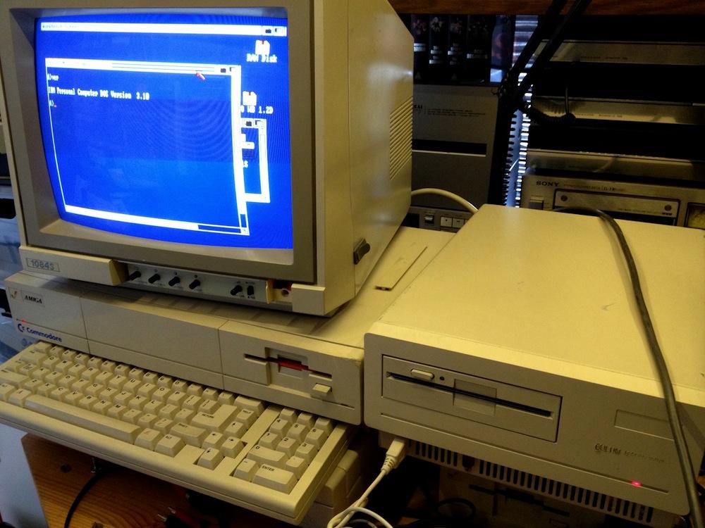 Amiga A1060 Sidecar