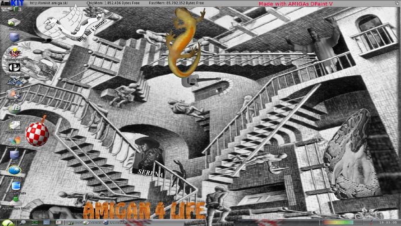 M.E. Escher