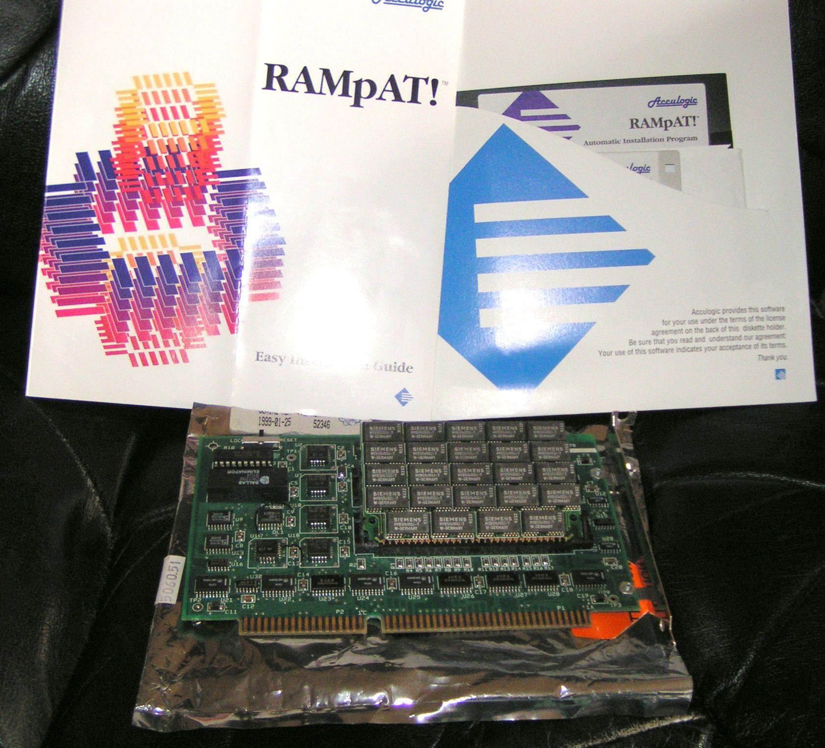 RAMpAT! & accessories