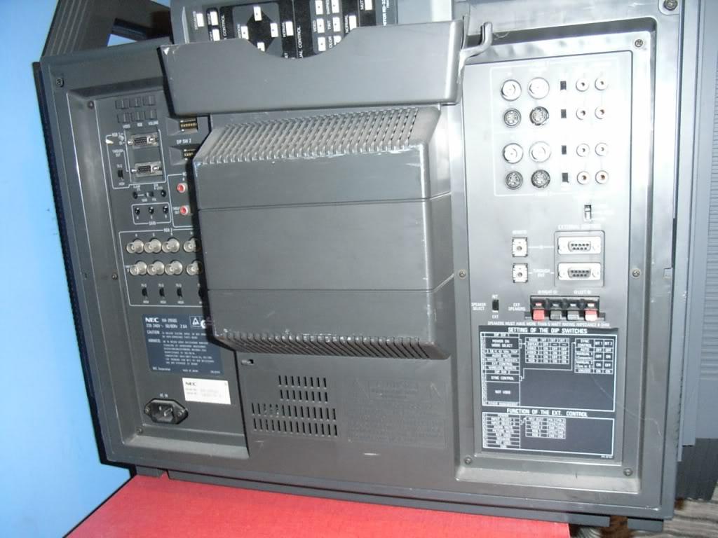 Nec XM29 MultiSync (My friends) (2)