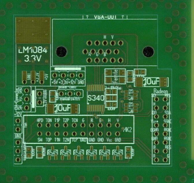 Radeon Switch PCB1