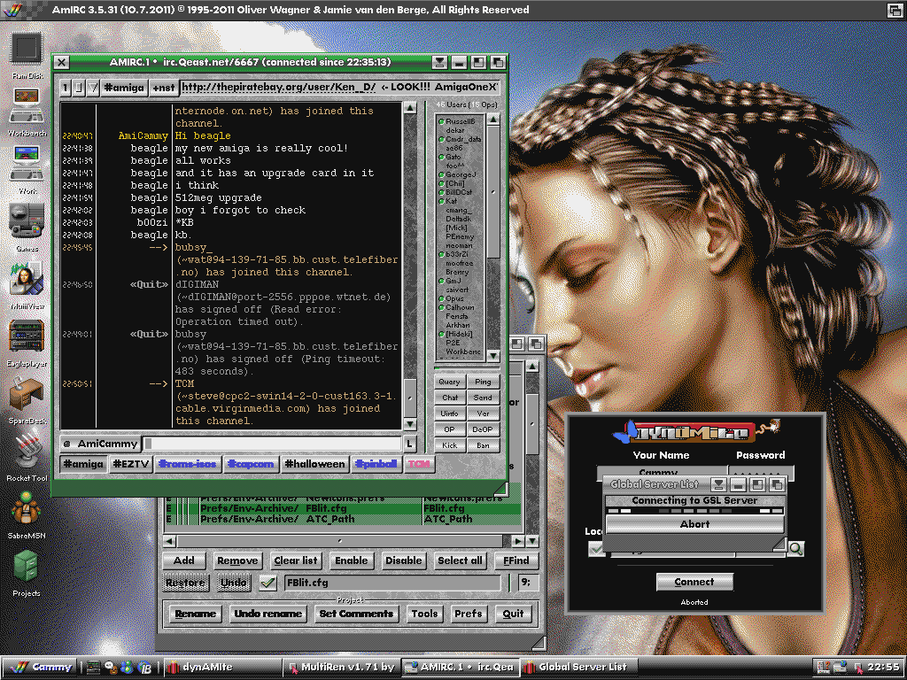 Workbench 3.1 Screenshot
