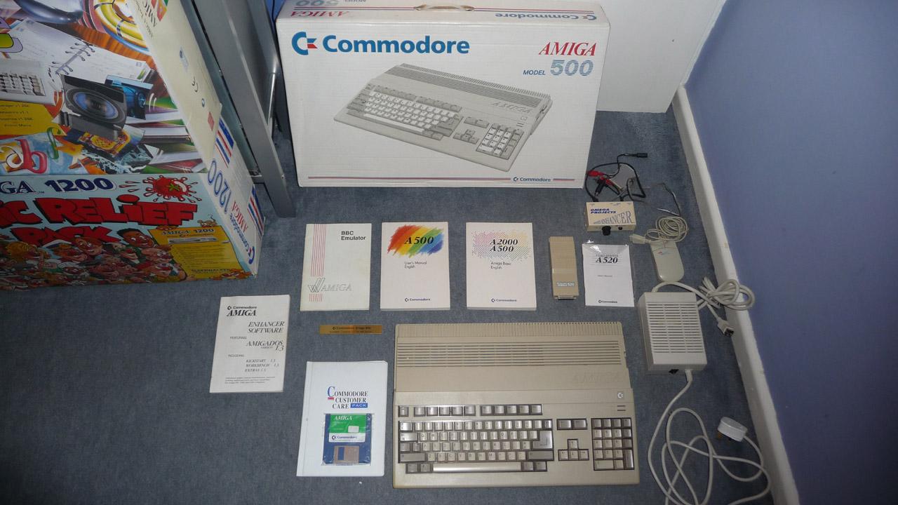 My A500