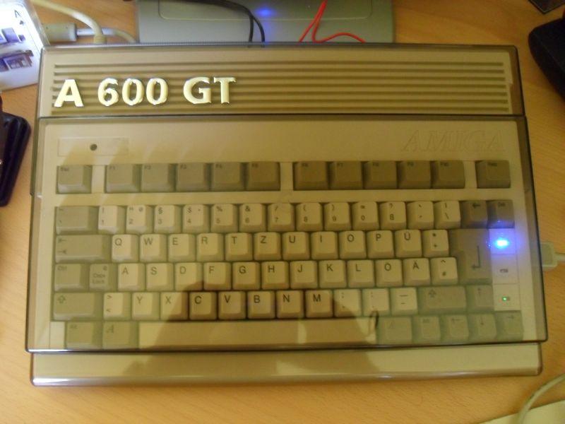 Amiga 600 GT