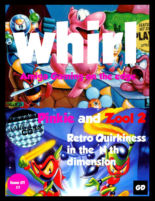 Whirl Amiga Magazine