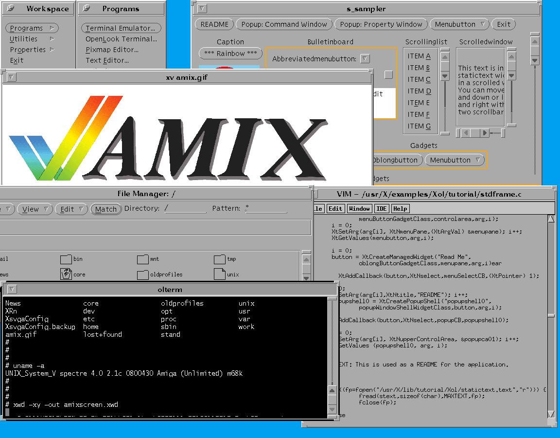 Amiga Unix