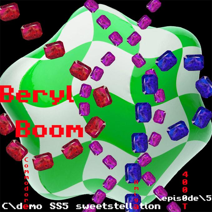 Beryl Boom Poster