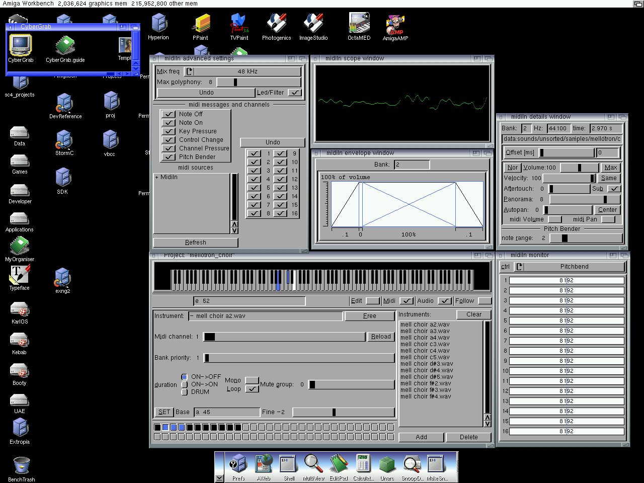 MIDI In