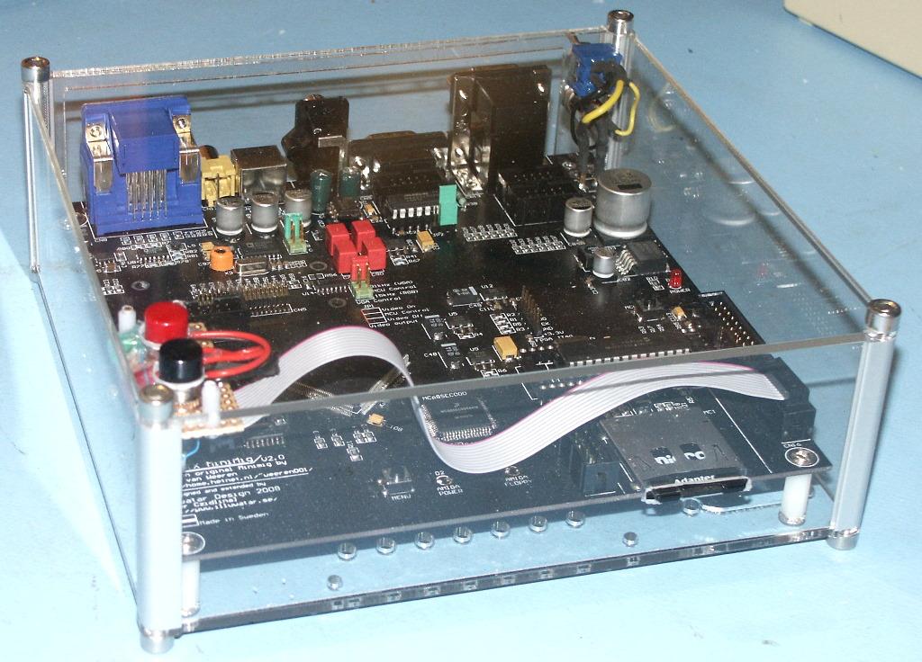 ITX-minimig case